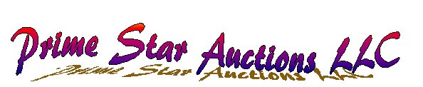 Prime Star Auctions Logo